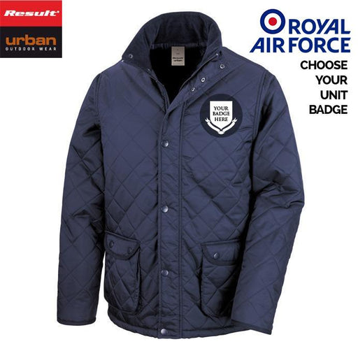 Jacket - RAF Units Urban Cheltenham Jacket