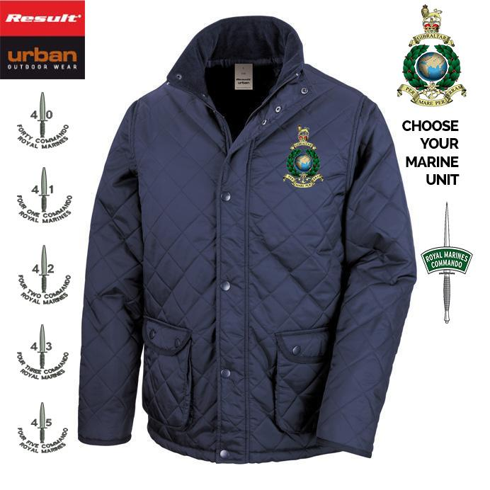Jacket - Royal Marines UNITS Urban Cheltenham Jacket