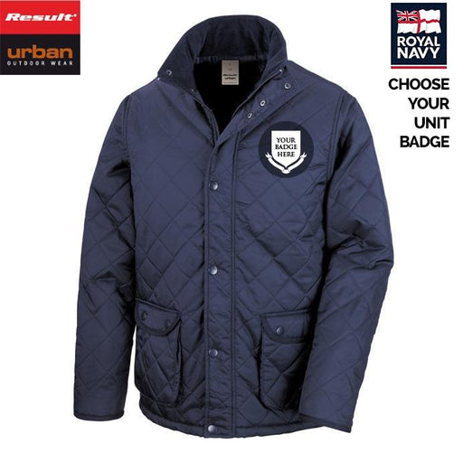 Jacket - Royal Navy Units Urban Cheltenham Jacket