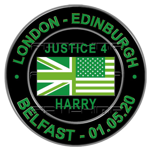Justice 4 Harry Official Patch
