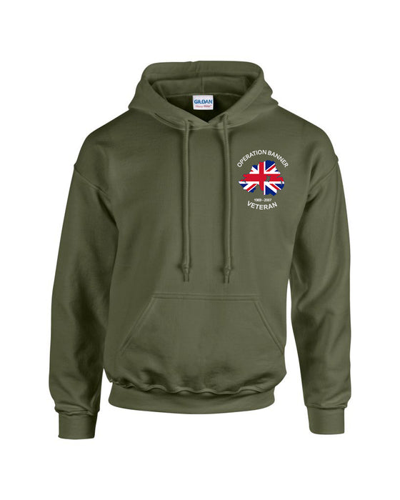 Royal Navy Surface Fleet embroidered Hoodie