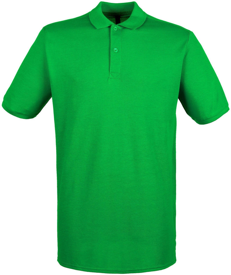 Polo Shirt (Cotton) - OP BANNER VETERAN Build Your Own Embroidered Polo Shirt