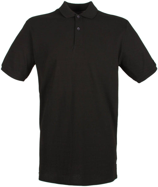 Polo Shirts - Hunters Embroidered Classic Pique Polo Shirt