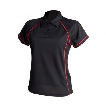 Polo Shirts - RAF Build Your Own Unisex Performance Polo Shirt