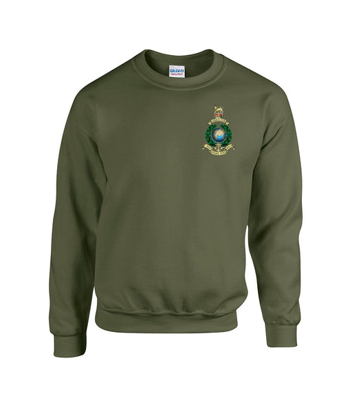 Royal Marines UNITS Heavy Blend Sweatshirt