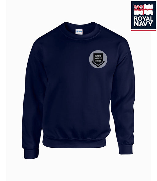Royal Navy UNITS Heavy Blend Sweatshirt