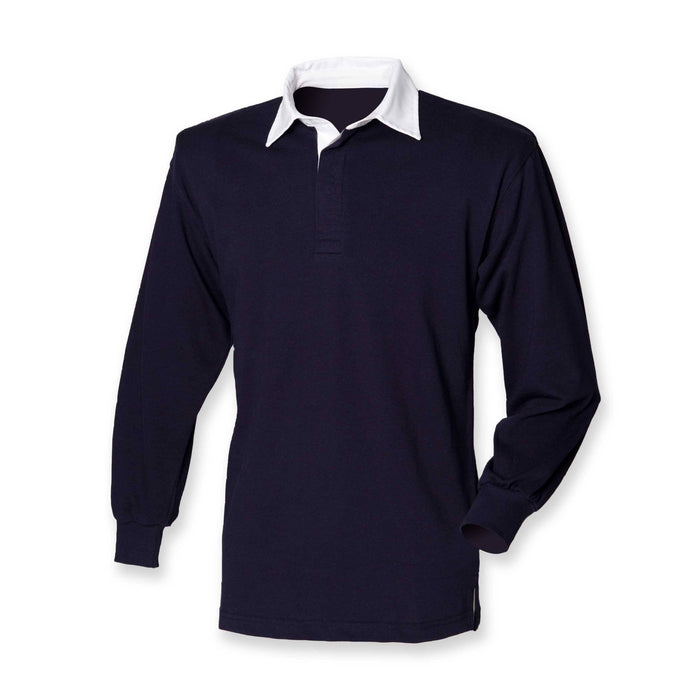 Rugby Shirts - Army V Navy 2019 British Army Long Sleeve Rugby Shirt