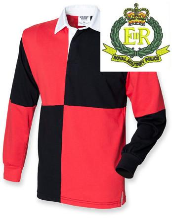 Rugby Shirts - Royal Military Police Quartered Rugby Shirt