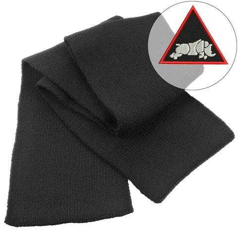 Scarf - 1st Armoured Division Heavy Knit Scarf