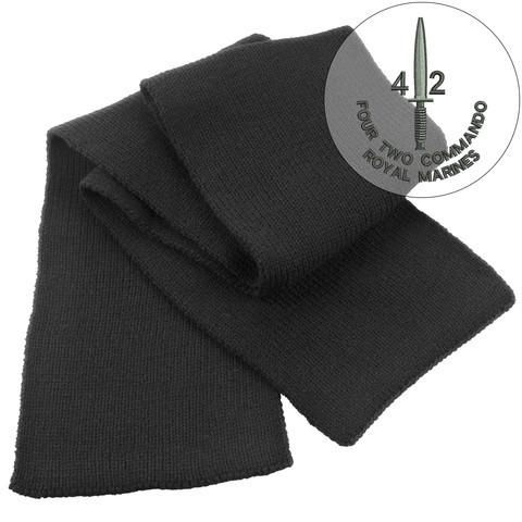 Scarf - 42 Commando Heavy Knit Scarf