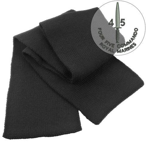 Scarf - 45 Commando Heavy Knit Scarf