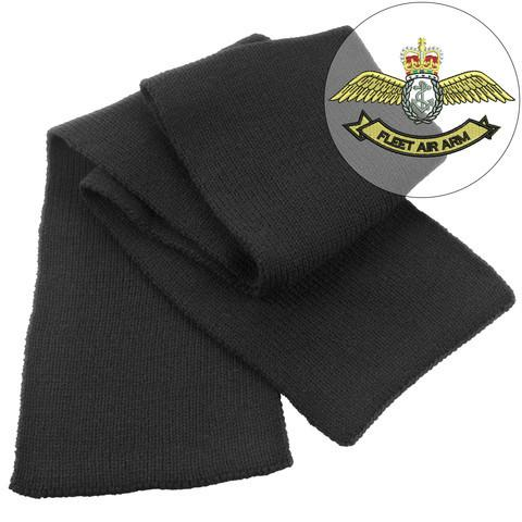 Scarf - Fleet Air Arm Heavy Knit Scarf