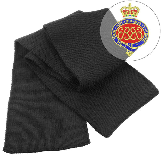 Scarf - Grenadier Guards Heavy Knit Scarf