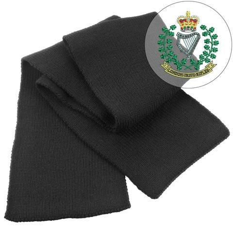 Scarf - London Irish Rifles Heavy Knit Scarf