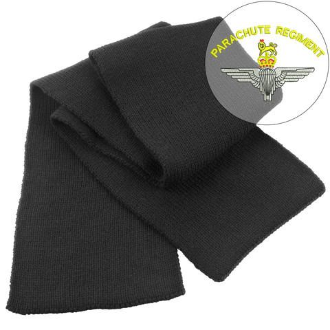 Scarf - Parachute Regiment Heavy Knit Scarf
