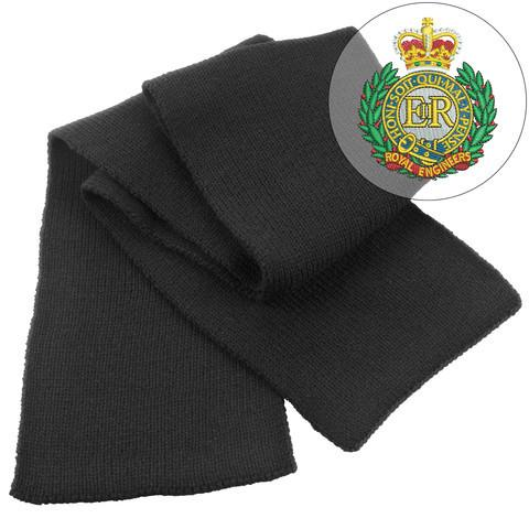 Scarf - Royal Engineers Heavy Knit Scarf