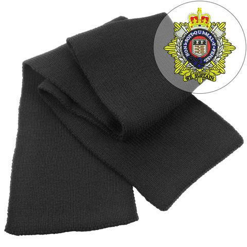 Scarf - Royal Logistic Corps Heavy Knit Scarf