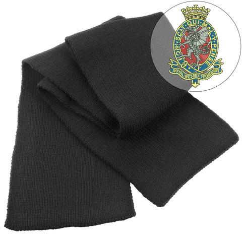 Scarf - Royal Wessex Yeomanry Heavy Knit Scarf