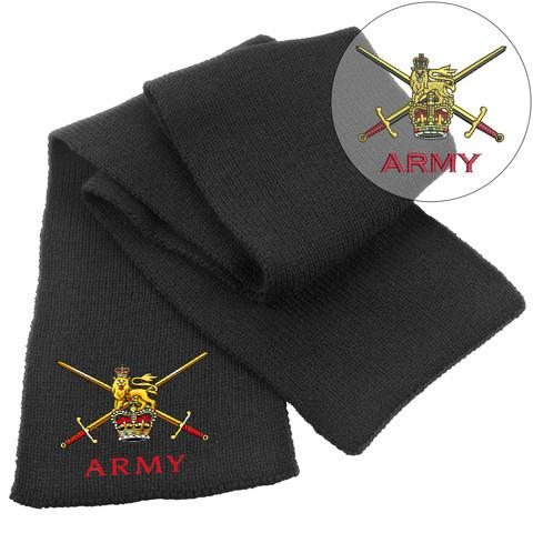Scarf - The British Army Heavy Knit Scarf