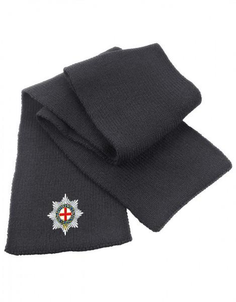 Scarf - The Coldstream Guards Heavy Knit Scarf