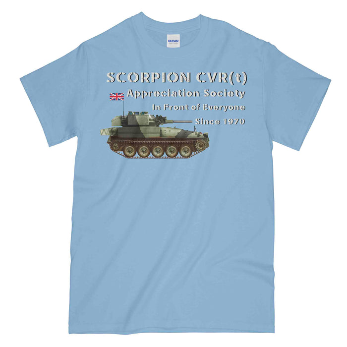 SCORPION CVRT Tank Printed T-Shirt