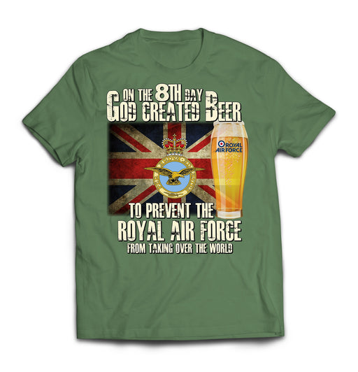 T-Shirt - On The 8th Day RAF Printed T-Shirt