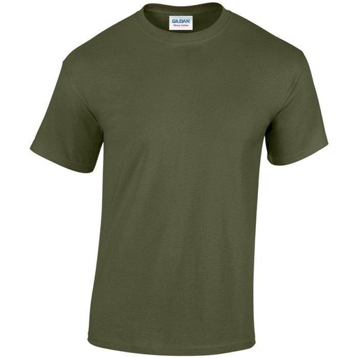 T-Shirt - ROYAL AIR FORCE RAF UNITS Embroidered T-Shirt - Build Your Own