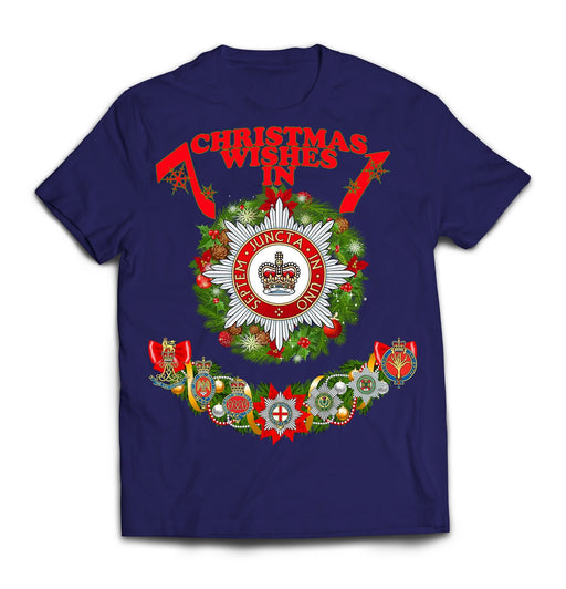 T-Shirt - The Household Division Christmas T-Shirt