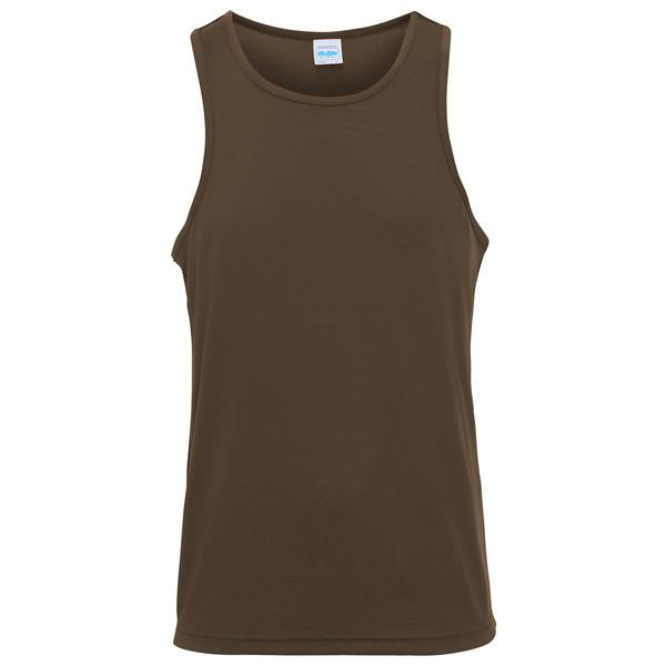 T-Shirts - 2 PARA Embroidered Sports Vest