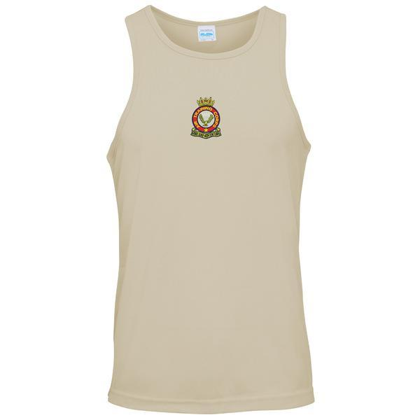 T-Shirts - Air Training Corps Embroidered Sports Vest