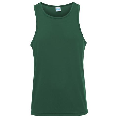 T-Shirts - British Army Embroidered Sports Vest