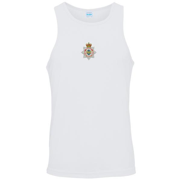 T-Shirts - Defence Fire And Rescue Service Embroidered Sports Vest