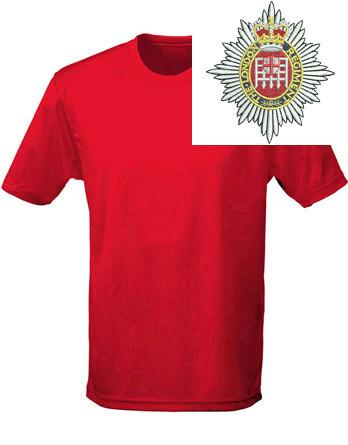 T-Shirts - London Regiment Sports T-Shirt