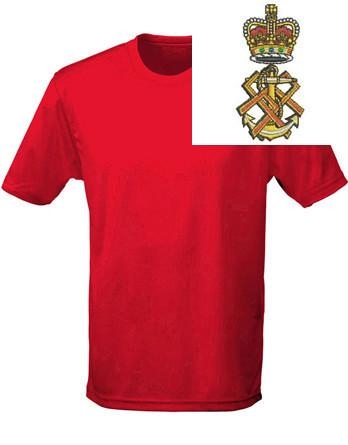 T-Shirts - Queen Alexandra's Royal Naval Nursing Service Sports T-Shirt