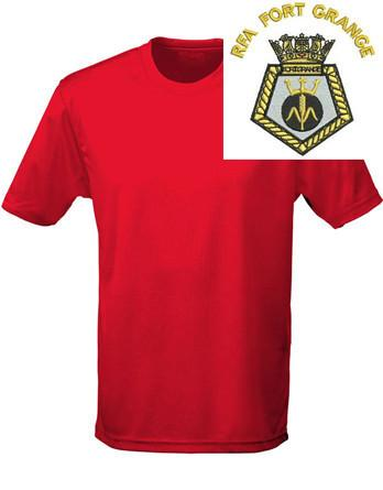 T-Shirts - RFA Fort Grange Sports T-Shirt