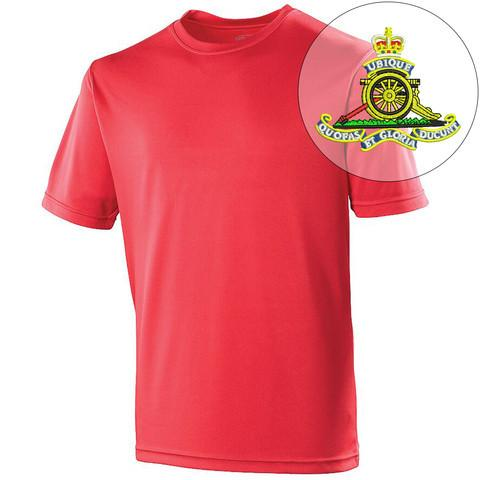 T-Shirts - Royal Artillery Sports T-Shirt