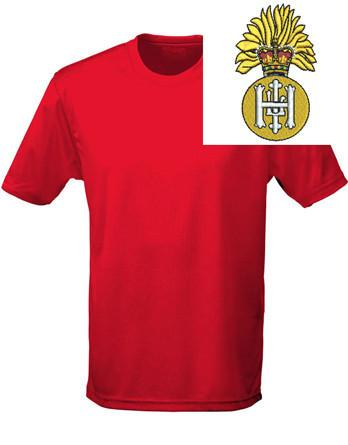 T-Shirts - Royal Highland Fusiliers Sports T-Shirt