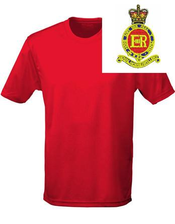 T-Shirts - Royal Horse Artillery Sports T-Shirt