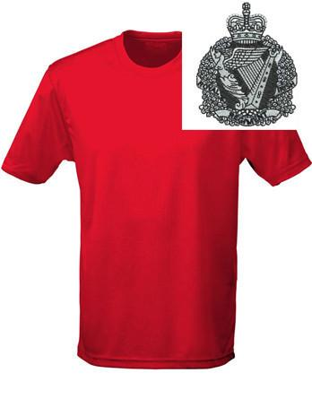 T-Shirts - Royal Irish Regiment Sports T-Shirt