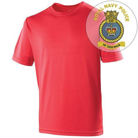T-Shirts - Royal Navy Police Sports T-Shirt