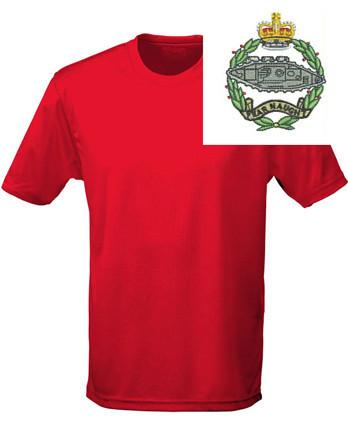 T-Shirts - Royal Tank Regiment Sports T-Shirt