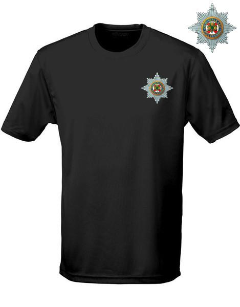 T-Shirts - The Irish Guards Sports T-Shirt