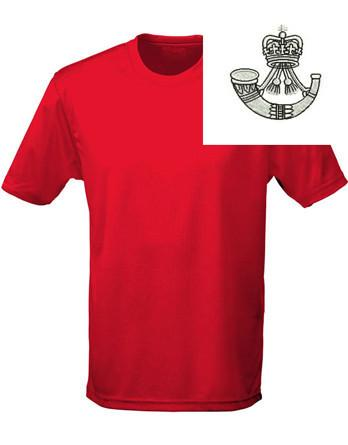 T-Shirts - The Rifles Regiment Sports T-Shirt