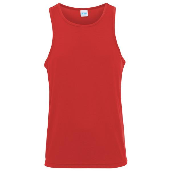 T-Shirts - Welsh Guards Embroidered Sports Vest