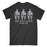 THREE SPARTA WARRIOR ETHOS METAL Military Printed T-Shirt