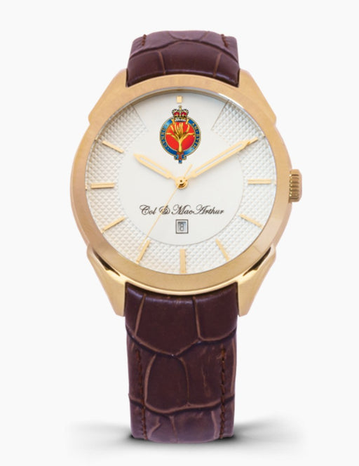 Watches - THE WELSH GUARDS 'PRIDE' WATCH