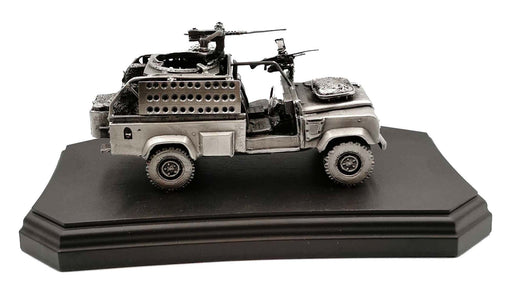 WMIK Pewter Land Rover Statue