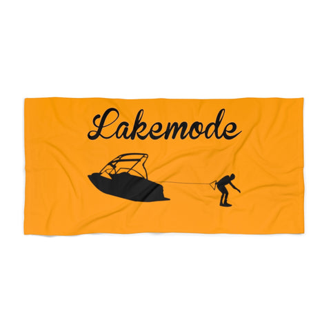 Beach Towel Wakeboard