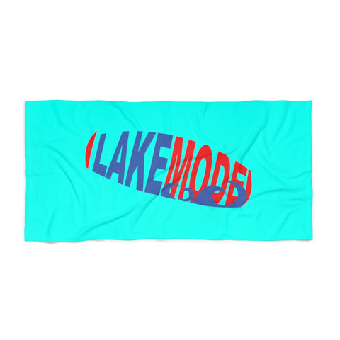 Beach Towel Lakemode Board