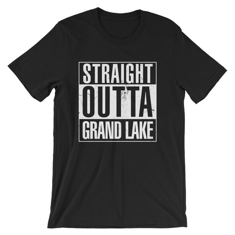 Straight Outta Grand Lake t-shirt
